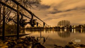 Carp Fishing in the night