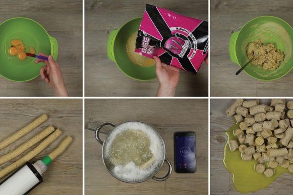 spod mix boilies
