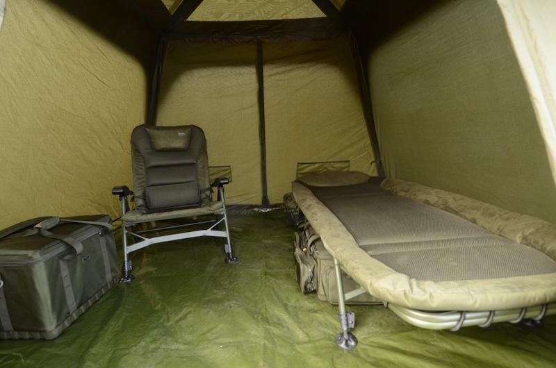 Solar SP Bankmaster Quick-Up Shelter