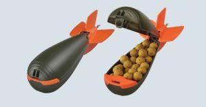 TF GEAR Airbomb - ракета с механизмом раскрытия в воздухе