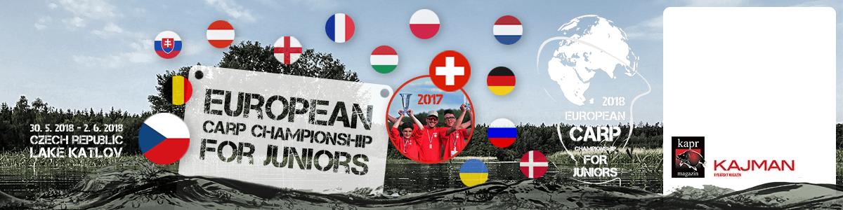 Чемпионат Европы по карпфишингу для подростков