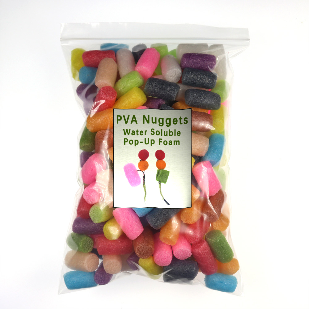 Разноцветная PVA-пенка Bimoo