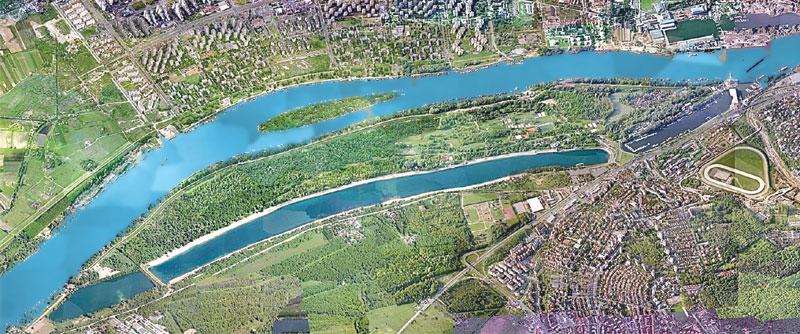 Sava Lake