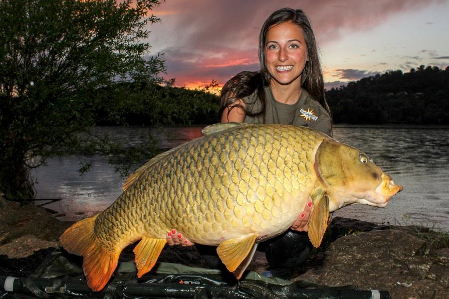 Claudia Darga new PB 54lb