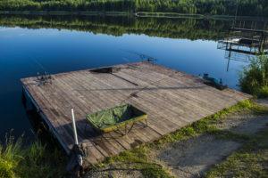 Спортивный водоем Черница, Беларусь