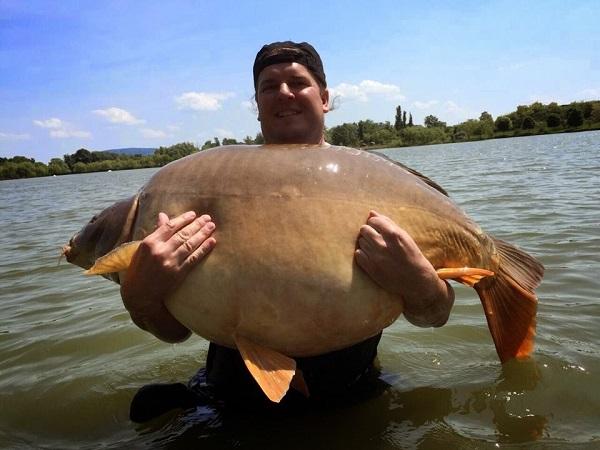 world record carp